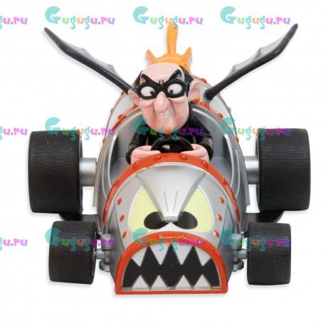 Радиоуправляемая игрушечная машина из мультфильма Смурфики - Гаргамель