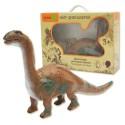 Динозавр Эухелопус: интерактивная игрушка с реалистичной кожей