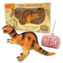 Динозавр Спинозавр: игрушка на радиоуправлении с реалистичной кожей