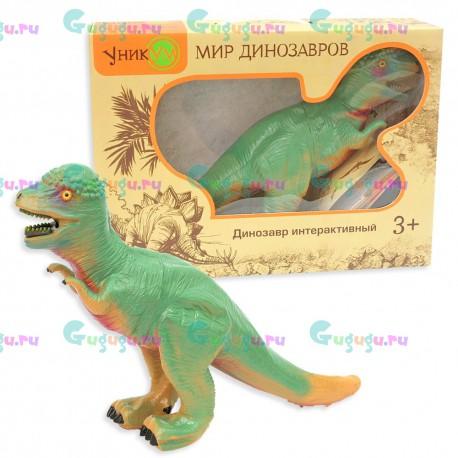Пахицефалозавр - удивительный интерактивный динозавр с реалистичной кожей