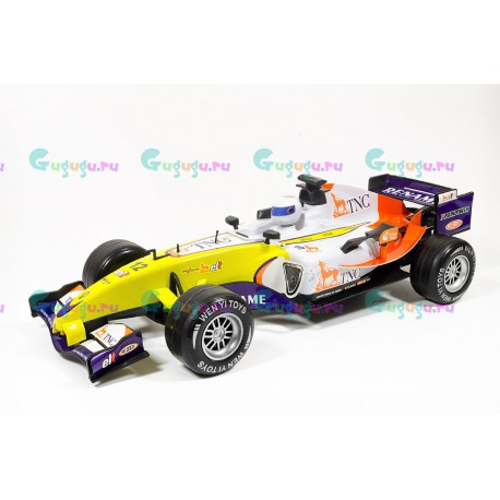 Детская интерактивная гоночная машина Формула-1 (Formula-1 Racing)