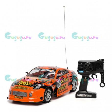 """Машина для дрифта на радиоуправлении ДРИФТ 43 см (1:10) """"Гипер гонщик"""""""