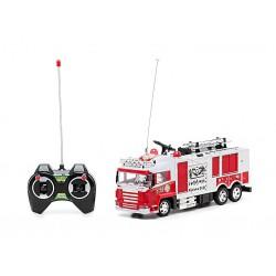 Детская интерактивная пожарная машина на радиоуправлении