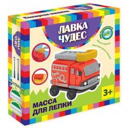 """Набор легкой массы для лепки """"Пожарная машина"""""""