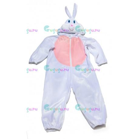 Детский карнавальный костюм Зайчонок Лапа для праздников