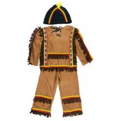 """Карнавальный костюм """"Индеец"""" для детских праздников 4- 6 лет (104-106 см)"""