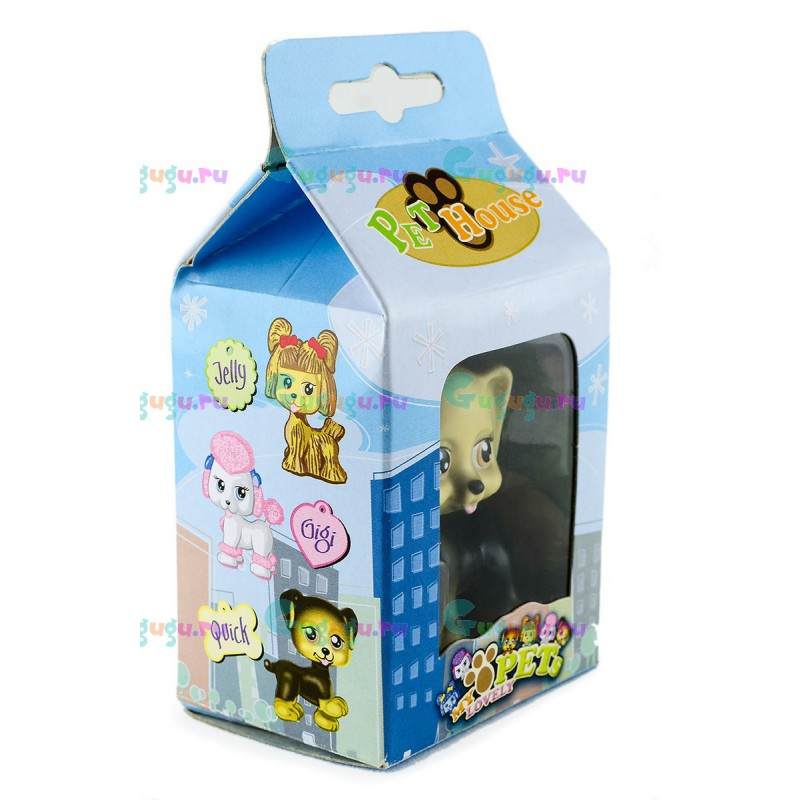 Детская игрушка, собачка Квик - мой любимый питомец с ...