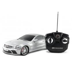 Гоночная машина Mercedes-Benz SL65 на радиоуправлении, точная копия, 24 см (1:18)