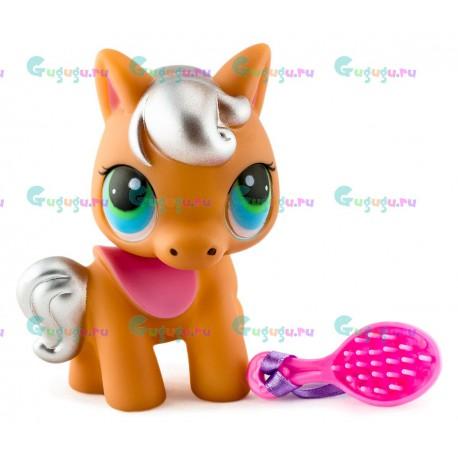 Детская игрушка LPS, Лошадка Пони - моя любимая зверюшка с расческой