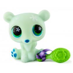 Игрушки зверюшки LPS. Полярный мишка