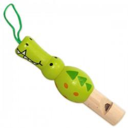 Детская деревянная игрушка Свисток