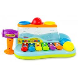 Музыкальные игрушки: Ксилофон Бряк-Звяк
