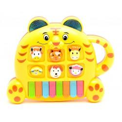Интерактивное пианино Веселый котик