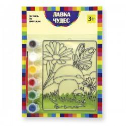 Набор для росписи витража: Лесная поляна