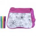 Лавка Чудес: Набор для раскраски сумки через плечо