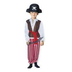"""Карнавальный костюм """"Пират - гроза морей"""" для детских праздников (4-6 лет)"""