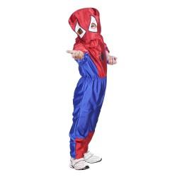 """Карнавальный костюм """"Человек-паук"""" для детских праздников 4- 6 лет (104-106 см)"""
