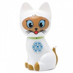 Кошка Соня интерактивная (говорит, отвечает, знает 11 сказок и 3 колыбельные)