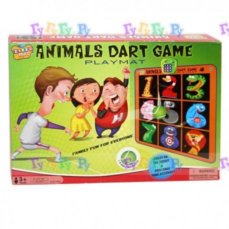 Детская игра Дартс с мячиками