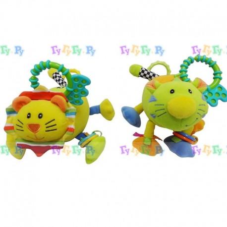 Развивающая игрушка-подвеска Джунгли