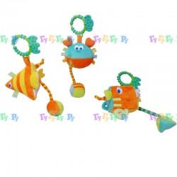 Развивающая игрушка-подвеска Море