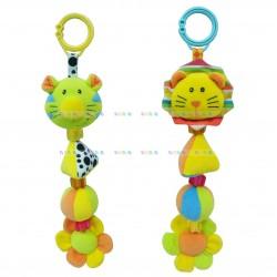 Развивающая игрушка-подвеска Веселый Львёнок