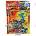 Набор фигурок Драконы: 3 дракона и малыши