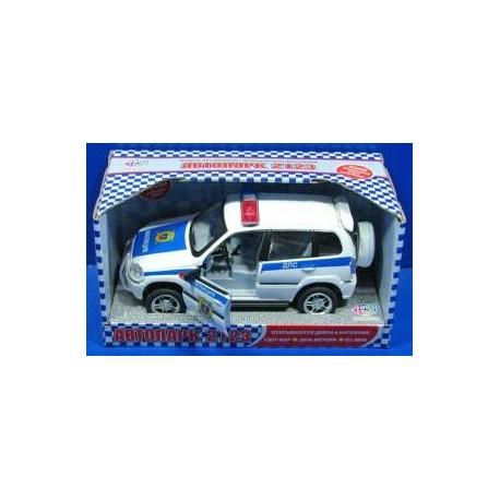 Детская игрушка, Машина ДПС (23 см, свет и звук)