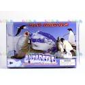 Набор фигурок Антарктические животные: Морской котик и Пингвин