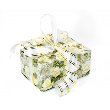 Подарочная коробка-трансформер: Розы (19х9х13 см)