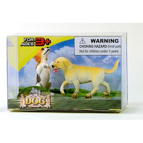 Набор фигурок Собаки: Лабрадор и Спаниель