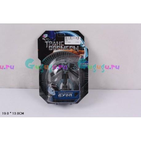"Робот-трансформер ""Буря"" (19х13 см)"