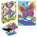 Аппликация 3D - Бабочка