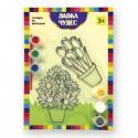 Набор для росписи витража: Цветы